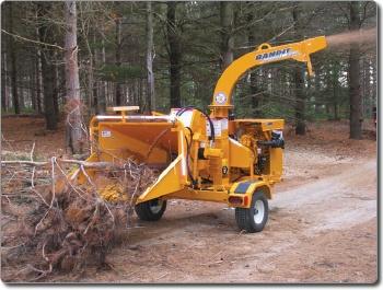 Wood Chipper | SKU# 50-054-1 - Steve's Rental & Service