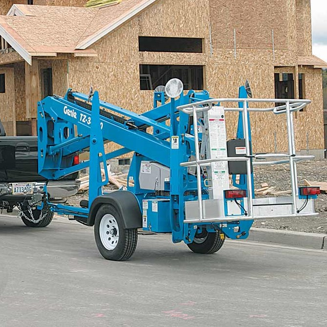 GenieLift 32'-50' Boom Lift Wisconsin Rapids Rental